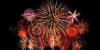 Fireworks_Night_2017_Black_background_519925_3840x2160 - Газета Вперед